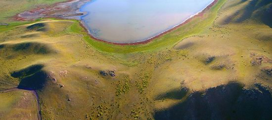 Lake Tuzkol, Almaty region, Kazakhstan, photo 5
