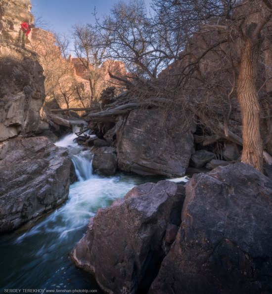 The Temirlik Canyon, Almaty region, Kazakhstan, photo 9