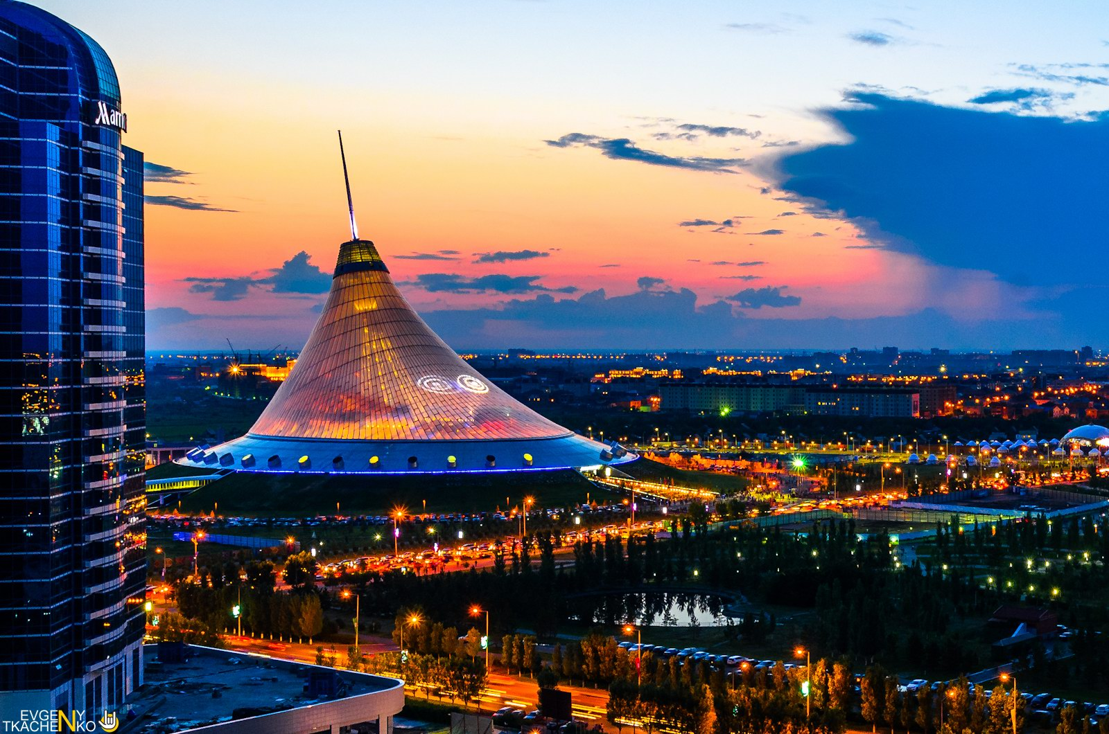 Astana: The Illuminati Capital of Kazakhstan