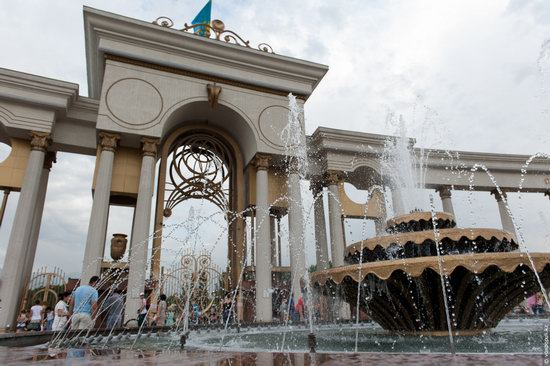 Park of the First President of Kazakhstan, Almaty, photo 2