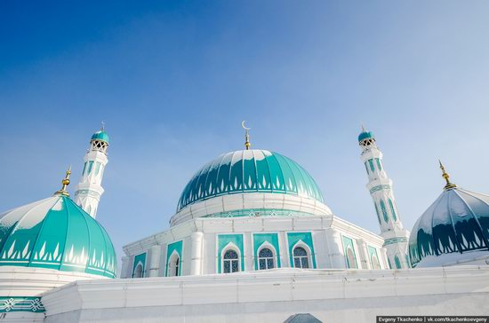 things to do in Kazkhstan, Karaganda Regional Mosque, Kazakhstan, kazakhstan travel guide, places to visit in kazakhstan, Kazakhstan travel itinerary