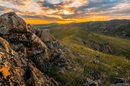 Kent Mountains, Central Kazakhstan, photo 1