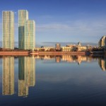 Astana in reflections