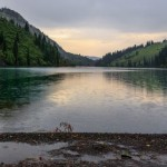 Beautiful Scenery of Kolsai Lakes