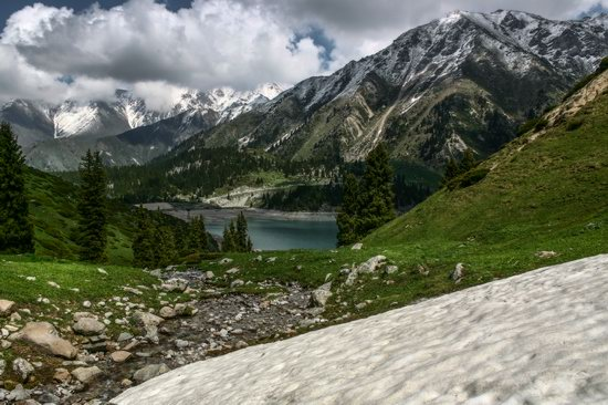 Big Almaty Lake, Kazakhstan, photo 2