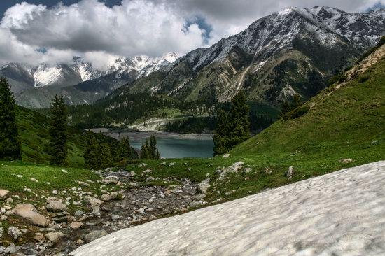 Big Almaty Lake, Kazakhstan, photo 2
