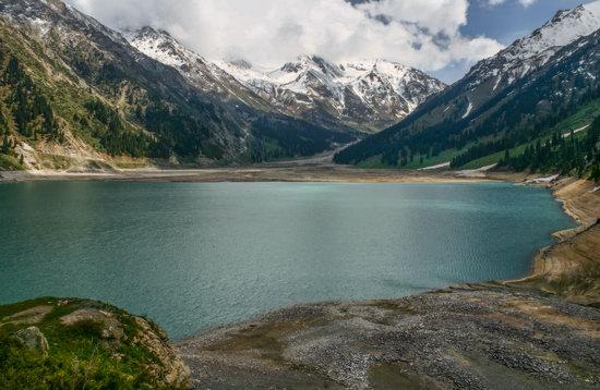 Big Almaty Lake, Kazakhstan, photo 4
