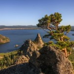 Lake Borovoe – beautiful at any time of the year