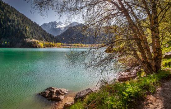 Lake Issyk, Kazakhstan, photo 2