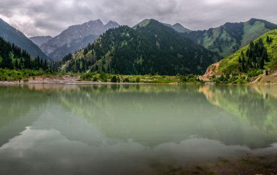 Lake Issyk, Kazakhstan, photo 8