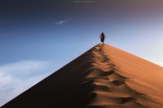 Singing Dune, Altyn-Emel Park, Kazakhstan, photo 1