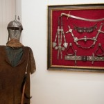 The exhibition of everyday life objects of Kazakh people