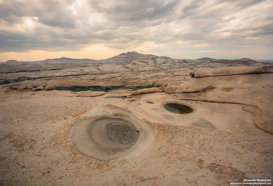 Kazakhstan landscapes, photo 7