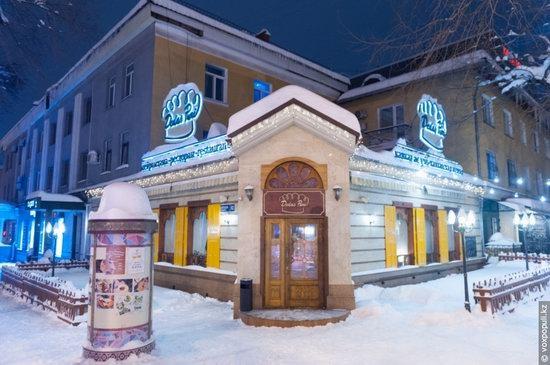 Almaty after heavy snowfall, Kazakhstan, photo 18