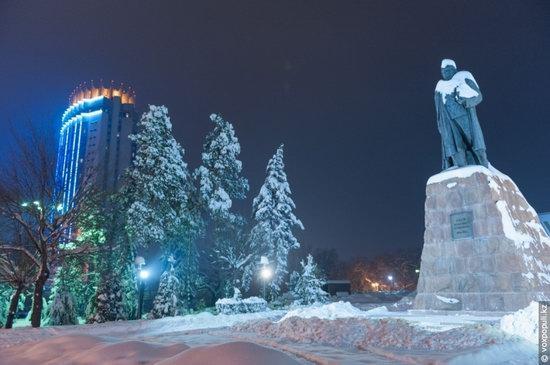 Almaty after heavy snowfall, Kazakhstan, photo 20