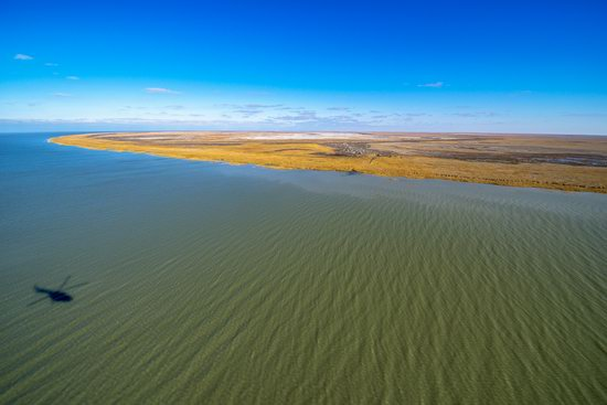 Autumn in the delta of the Ili River, Kazakhstan, photo 6