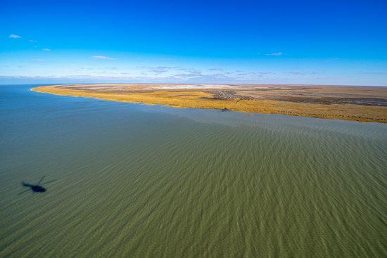 Autumn in the delta of the Ili River, Kazakhstan, photo 6