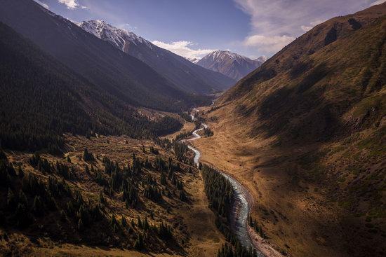 Chilik (Shelek) River, Kazakhstan, photo 3