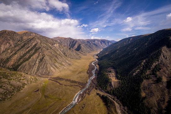 Chilik (Shelek) River, Kazakhstan, photo 4