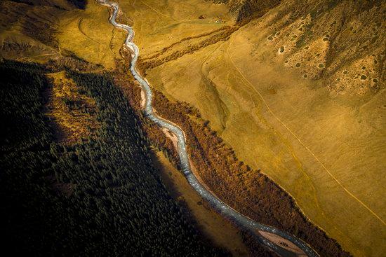 Chilik (Shelek) River, Kazakhstan, photo 6