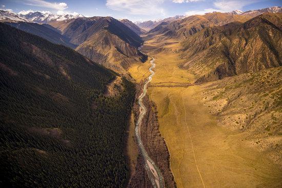 Chilik (Shelek) River, Kazakhstan, photo 7