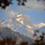 Climbing Nursultan Peak