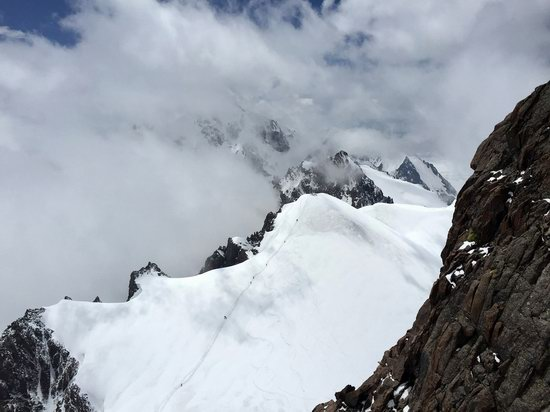 Climbing Nursultan Peak, Kazakhstan, photo 11