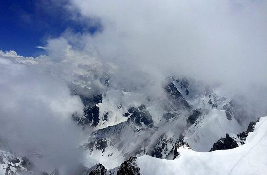 Climbing Nursultan Peak, Kazakhstan, photo 15