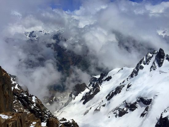 Climbing Nursultan Peak, Kazakhstan, photo 17
