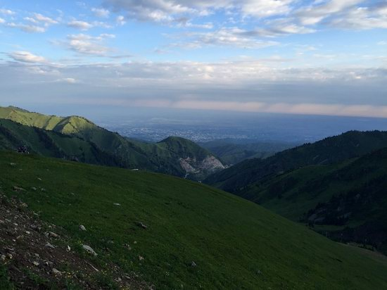 Climbing Nursultan Peak, Kazakhstan, photo 2