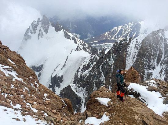 Climbing Nursultan Peak, Kazakhstan, photo 21