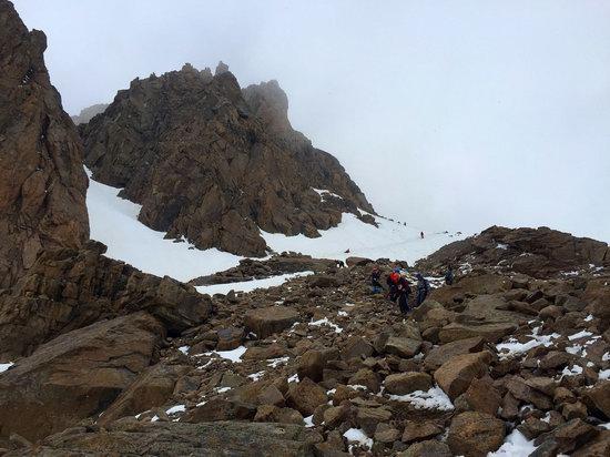 Climbing Nursultan Peak, Kazakhstan, photo 22