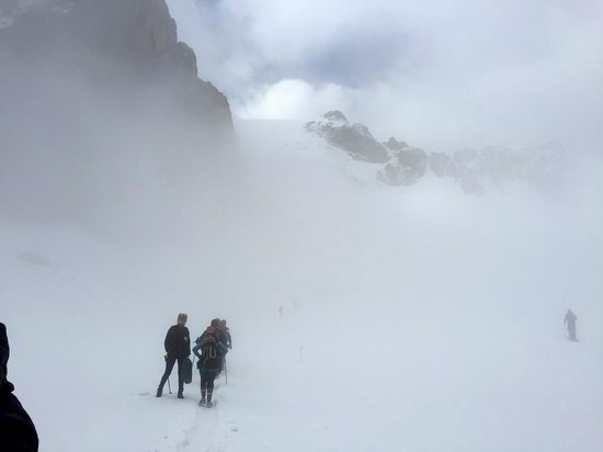 Climbing Nursultan Peak, Kazakhstan, photo 3
