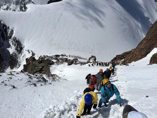 Climbing Nursultan Peak, Kazakhstan, photo 5