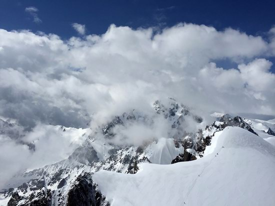 Climbing Nursultan Peak, Kazakhstan, photo 6