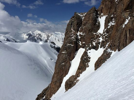 Climbing Nursultan Peak, Kazakhstan, photo 7