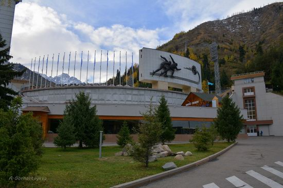 Medeu skating rink, Almaty, Kazakhstan, photo 12