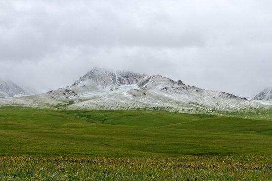 Shalkude mountain valley, Kazakhstan, photo 10