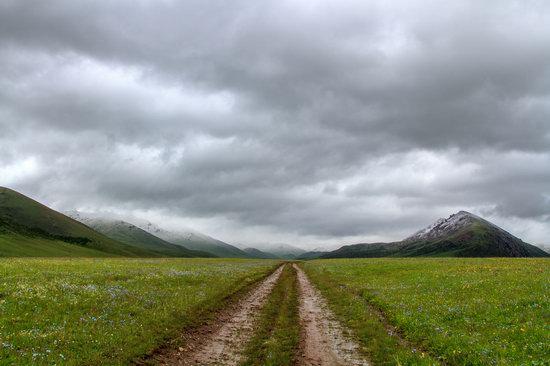 Shalkude mountain valley, Kazakhstan, photo 11