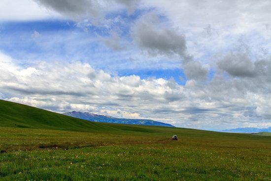 Shalkude mountain valley, Kazakhstan, photo 13