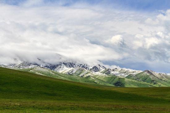 Shalkude mountain valley, Kazakhstan, photo 15