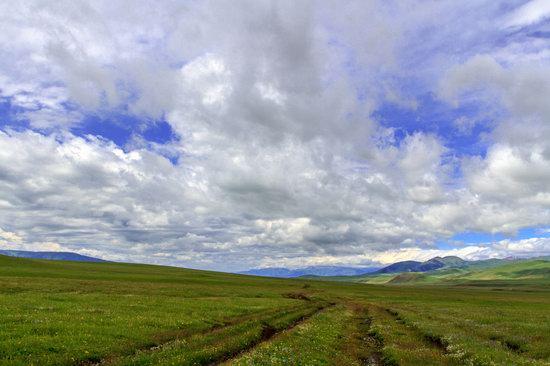 Shalkude mountain valley, Kazakhstan, photo 17