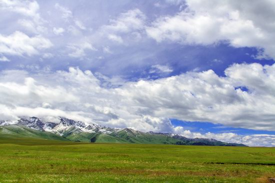 Shalkude mountain valley, Kazakhstan, photo 18