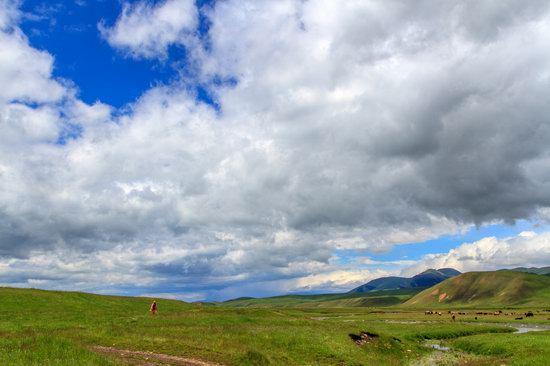 Shalkude mountain valley, Kazakhstan, photo 21