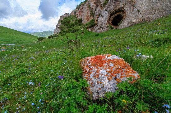 Shalkude mountain valley, Kazakhstan, photo 3