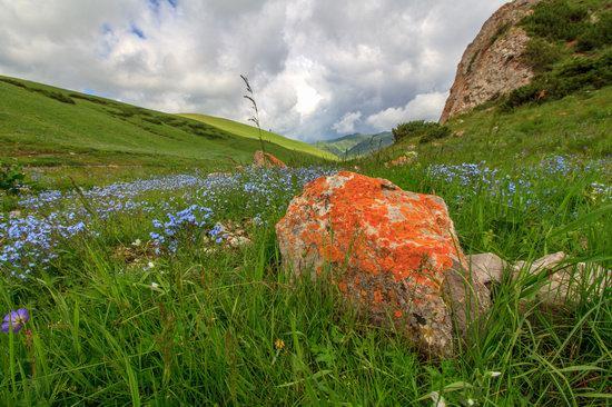 Shalkude mountain valley, Kazakhstan, photo 4