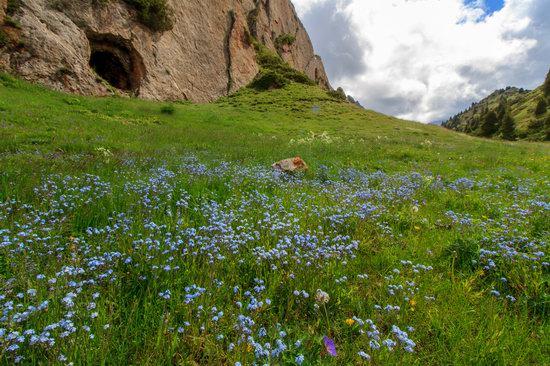 Shalkude mountain valley, Kazakhstan, photo 5