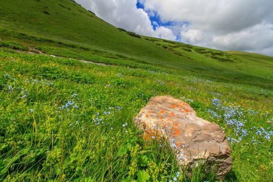 Shalkude mountain valley, Kazakhstan, photo 7