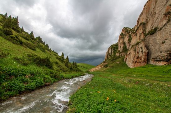 Shalkude mountain valley, Kazakhstan, photo 8