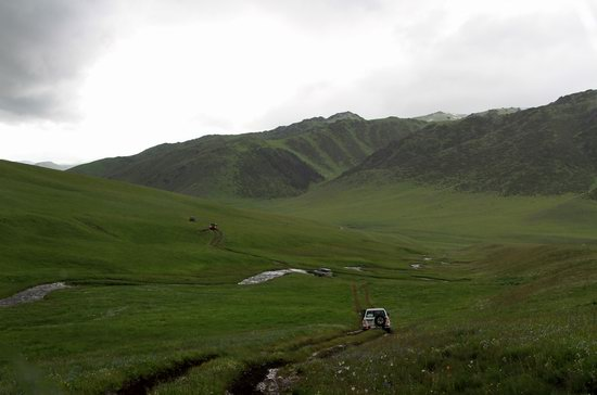 Shalkude mountain valley, Kazakhstan, photo 9